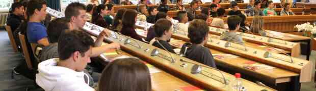 Erfolgreiches Jugendforum 2012: