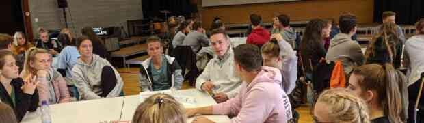 Speed Debating am Gym Liestal #2